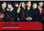 2PM 2nd Single(韓国盤)