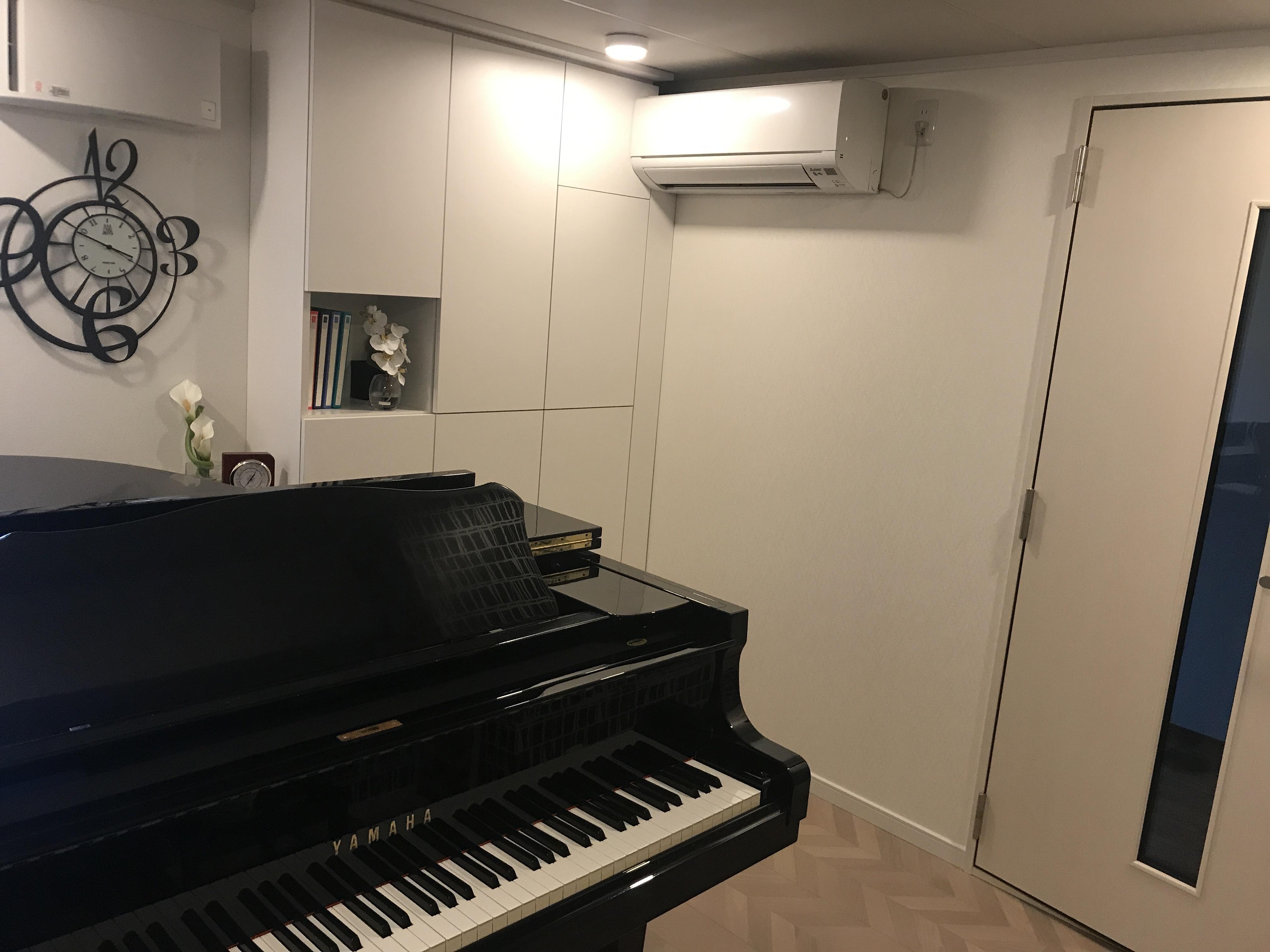 新しいレッスン室4