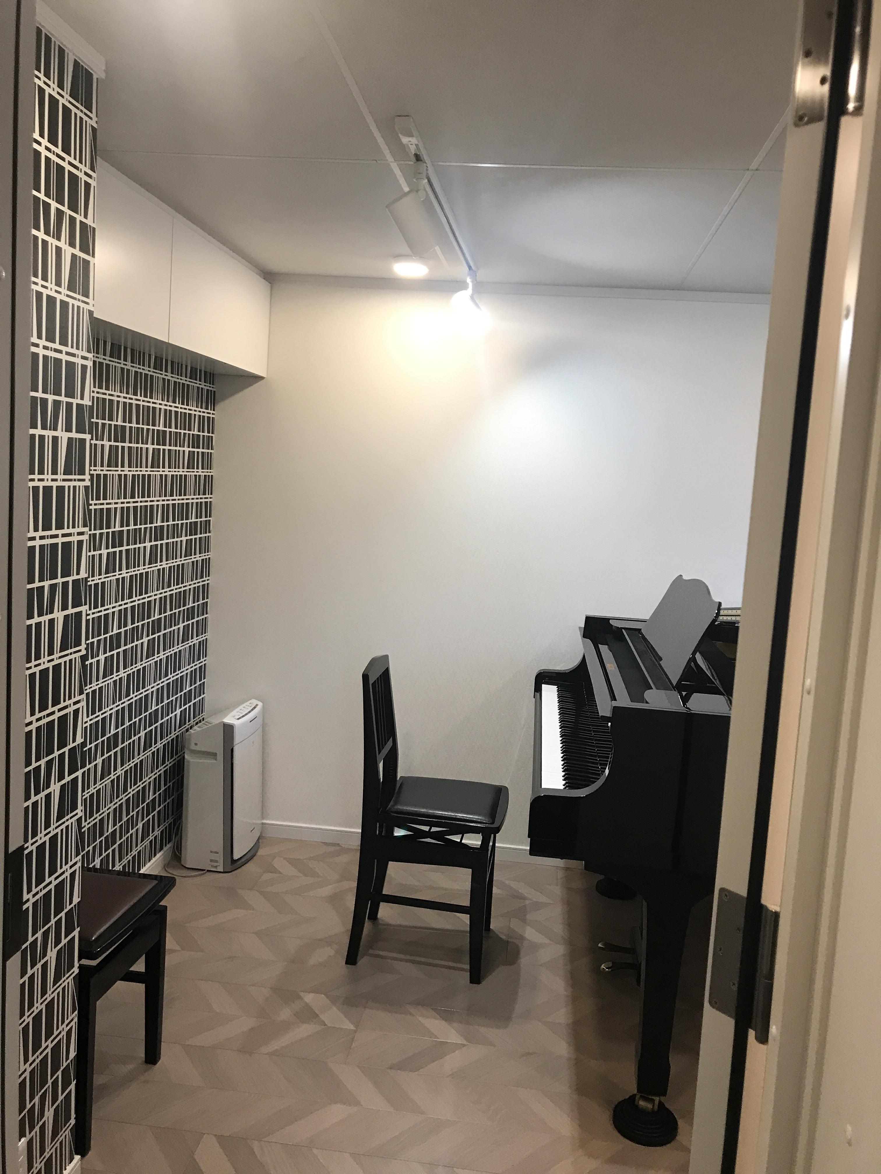 新しいレッスン室2