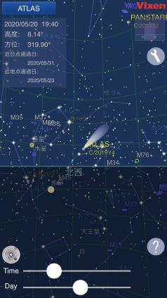 期待の彗星