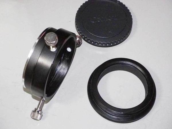 ASI6200MC用EOSマウントアダプター
