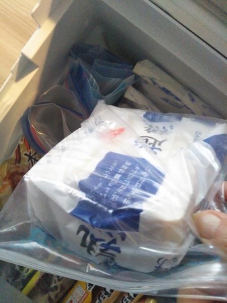 冷凍しておくと便利なもの 食パン コロナ対策2