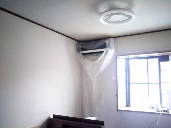 家事代行カジタクおそうじ機能付きのエアコンそうじ (7)
