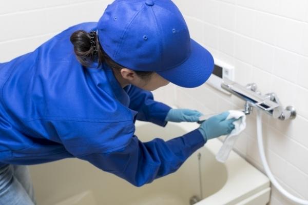 家事代行プロのお掃除 水回り