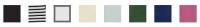 UVコットンアセテートカーディガン色