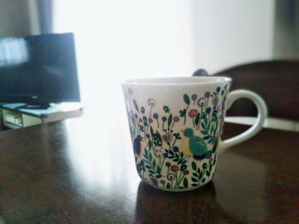 ナルミのマグカップ