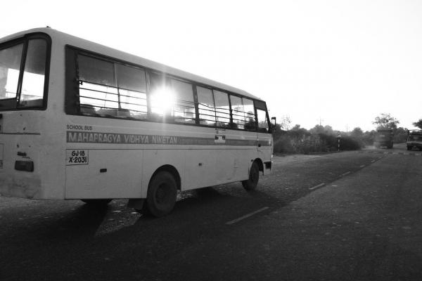 スクールバス イメージ