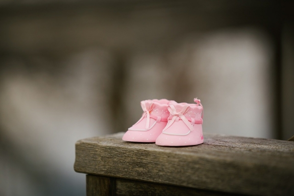 赤ちゃんの靴 イメージ