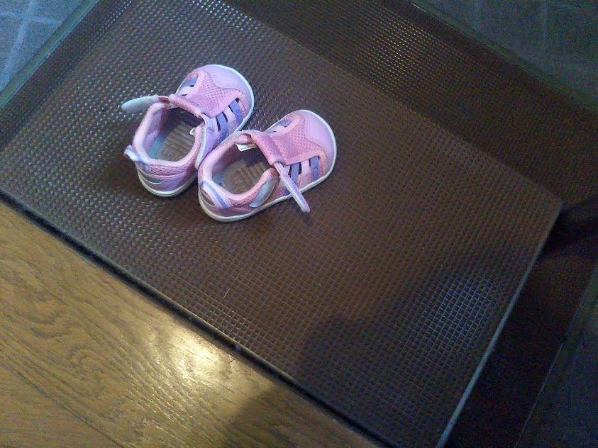 1歳7か月の孫の靴