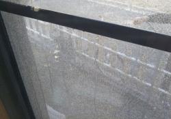 2020窓やベランダの掃除 (2)
