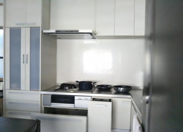 2020年12月キッチンコンロ周り片付け掃除 (1)