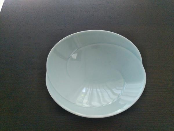白山陶器 ともえ浅鉢(中) (2)