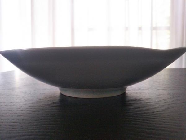 白山陶器 ともえ浅鉢(中) (4)