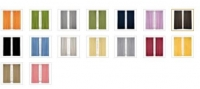 amazon Bedsure カーテン 1級遮光 ドレープカーテン色見本