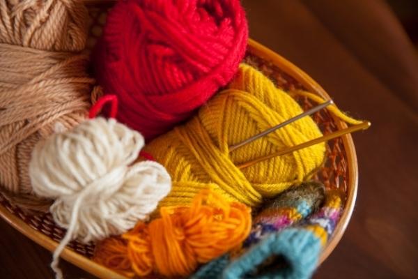 毛糸 編み物 イメージ