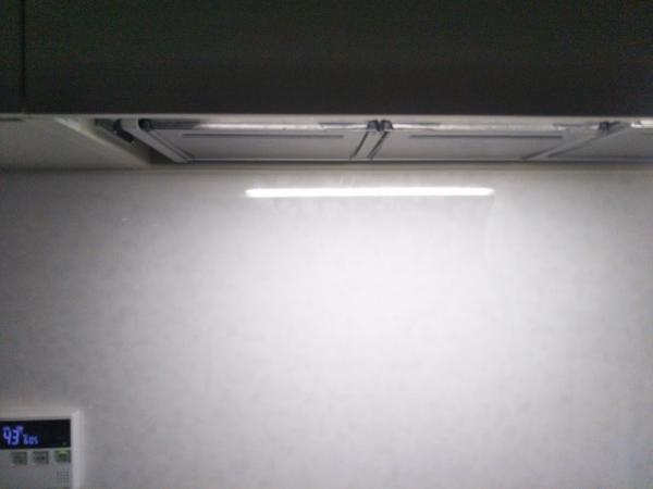 クリナップ 電動吊戸棚1
