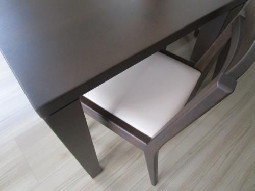 ドイモイ北海道家具 オーダー家具ダイニングテーブル (10)