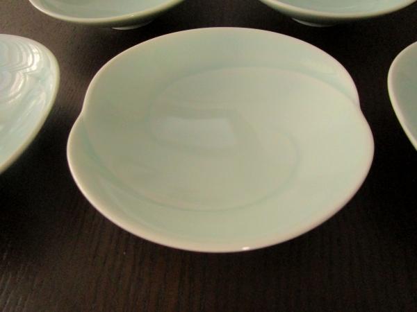 白山陶器 ともえ浅鉢SS波佐見焼 (8)