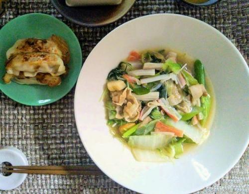 中華パウダー 八宝菜