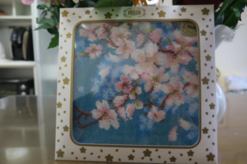 桜ハンカチ