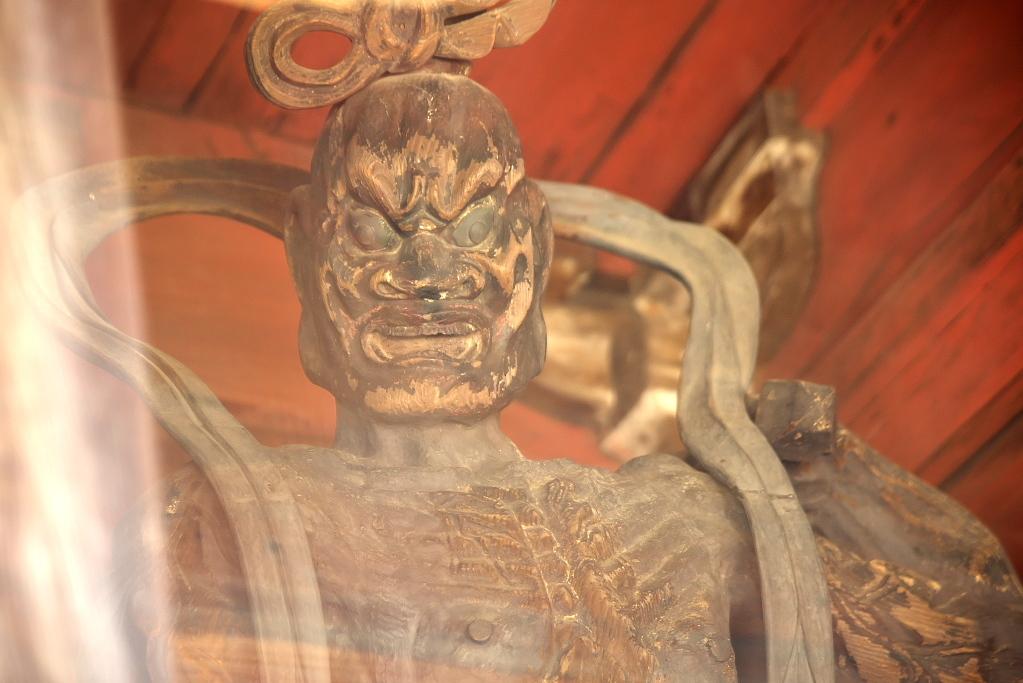 仁王門と木造金剛力士(仁王)像_4