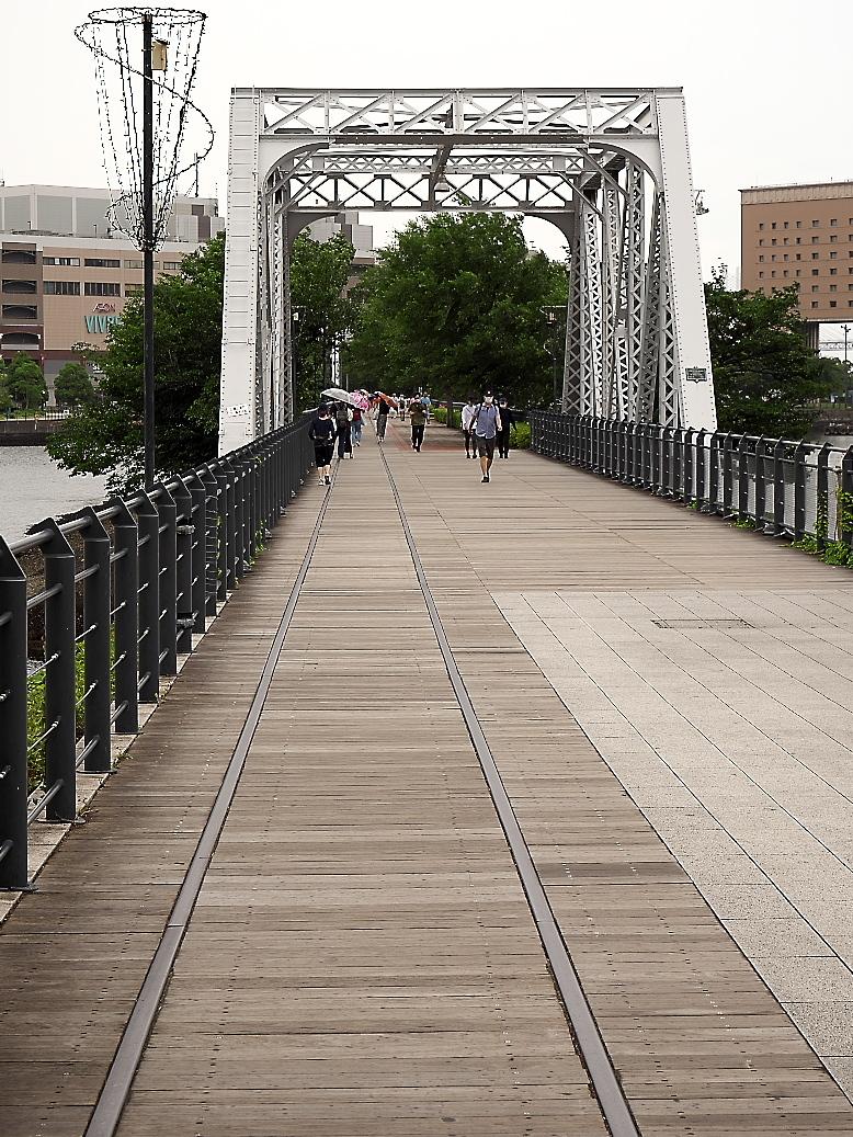 港1号橋梁と港2号橋梁と_1