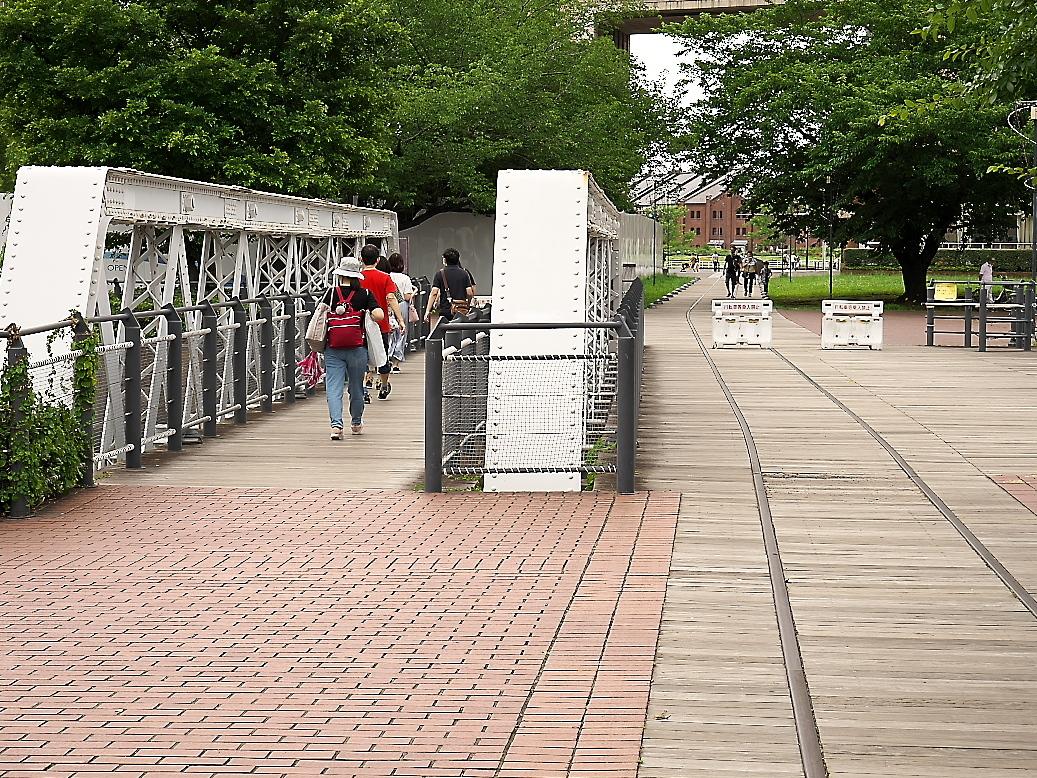 港3号橋梁