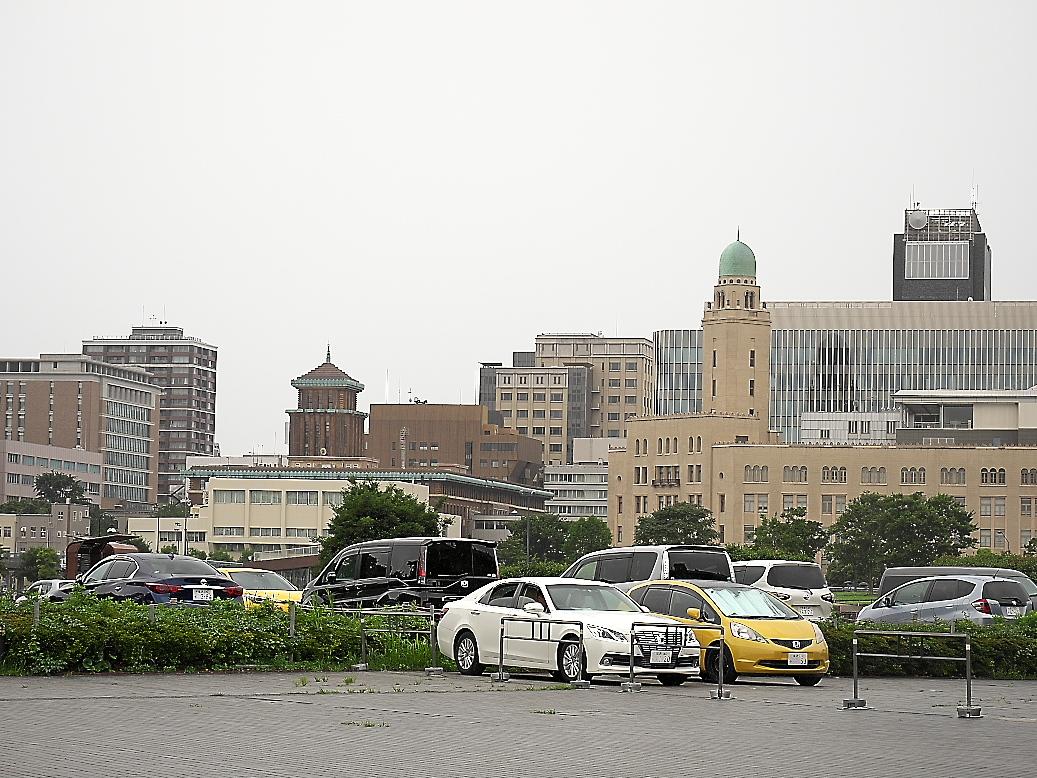 横浜三塔物語の内の二塔