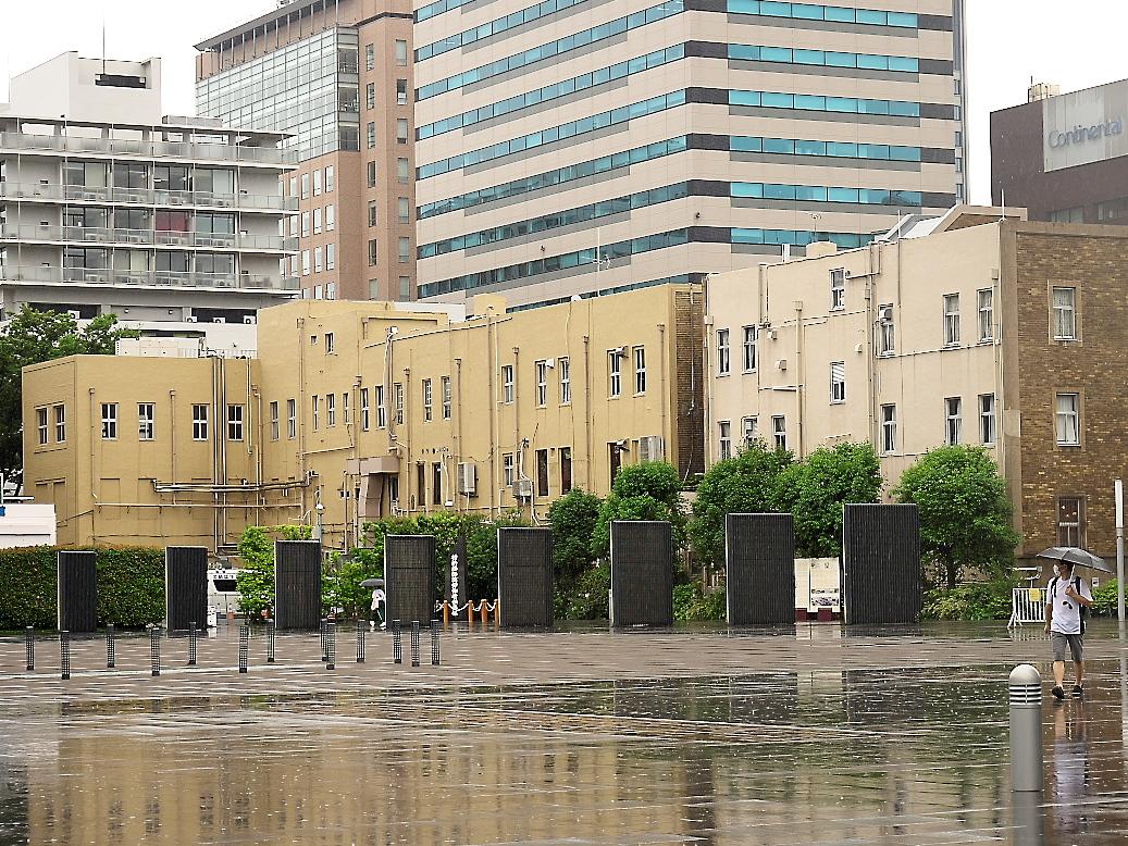 レトロなビル…横浜海洋会館・横浜貿易会館・昭和ビル_1