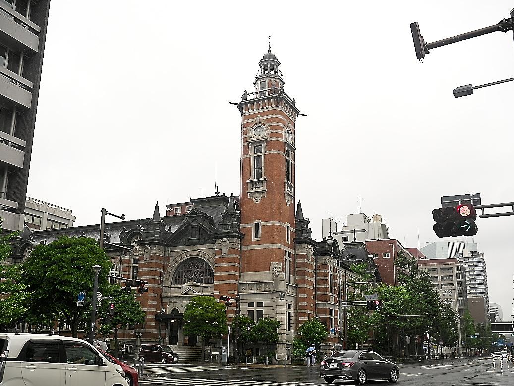 横浜市開港記念会館_4