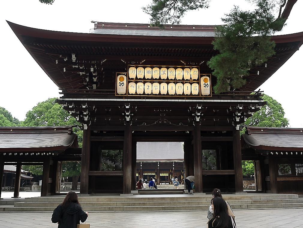 回廊と南神門(楼門)_1
