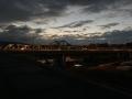 201123泉大橋で夜明け