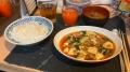 210109夕食は麻婆豆腐