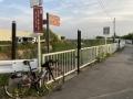 210424葛城川の自転車道を離れ、さらに東へ
