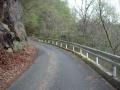 200404横川林道終盤の激区間を上る