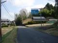 200404野殿の交差点を右へ