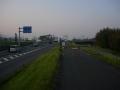 200502山城大橋東詰を右に折れ木津川を渡る