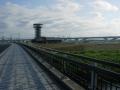 200523御幸橋を渡り、さくらであい館の横から河川敷