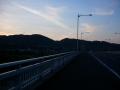 200530玉水橋を渡って大正池方面へ