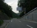 200809今日は神峯山寺方面には行かず新道を直進