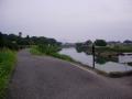 200822大和川に出る