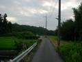 200822JR平城山方面に向かって東進