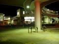 200829祝園駅にも灯りがついていた