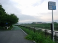 200829大和川沿いの自転車道を進んでみる