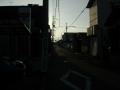 200829郡山市街を東へ抜ける