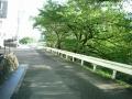 200829佐保川に沿って北上