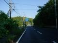 200829梅谷口を木津方面に下って戻る