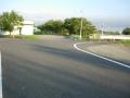200905大中橋を右折して大和川を渡る