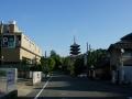 200905興福寺、猿沢池の方に出た