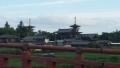 200620薬師寺を左手に見ながら秋篠川を北上